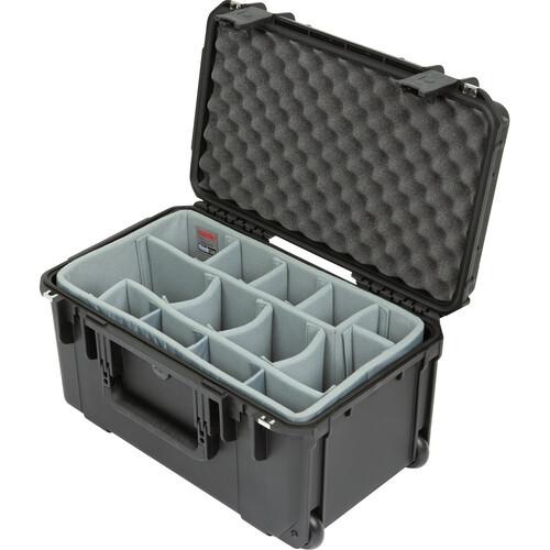 SKB I-Series 2011-10 Wheeled Utility Case & Photo Divider Insert - Foam