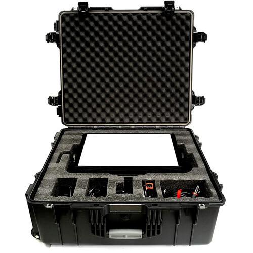 Aputure Nova P300c RGBWW LED Panel with Rolling Case Kit
