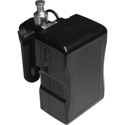 Nanlite V-Mount Battery Grip for Forza 60/60B