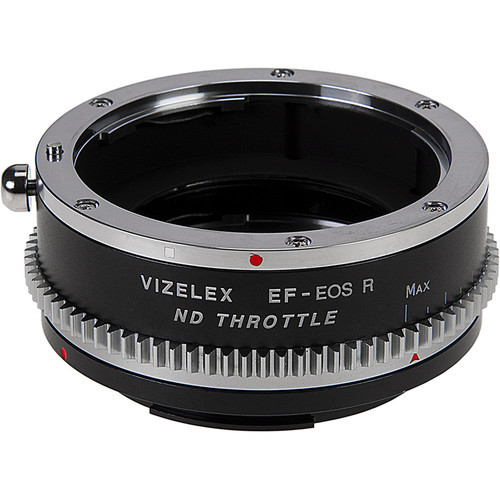 FotodioX Vizelex ND Lens Mount Adapter for Canon EF Lens to Canon R-Mount