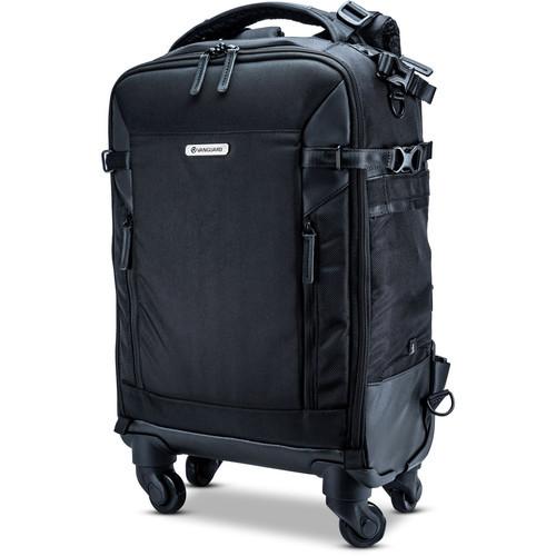 Vanguard VEO Select 55T Trolley Backpack - Black