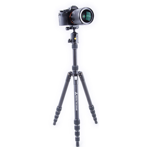Vanguard Vesta TB 235AB Aluminum Tripod with T-51 Ball Head