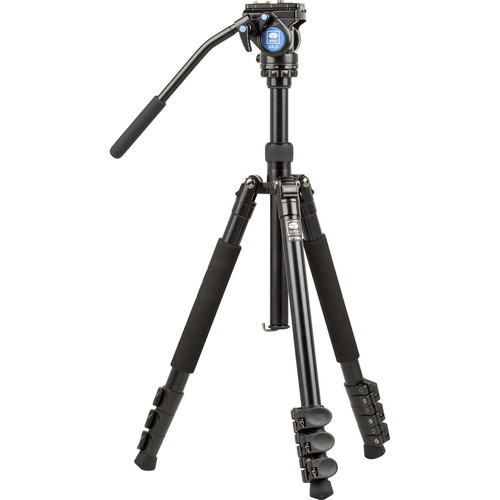 Sirui ET-1004 Aluminum Tripod with VA5 Video Head Kit