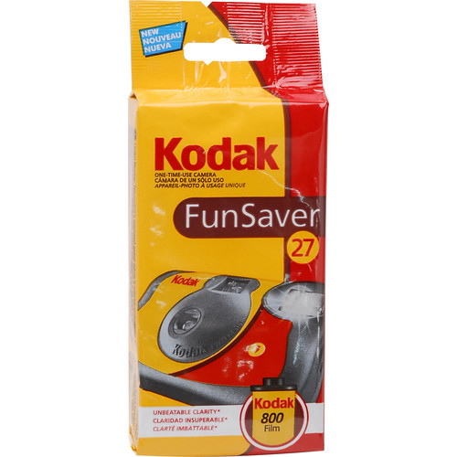 Kodak FunSaver Single-Use Camera