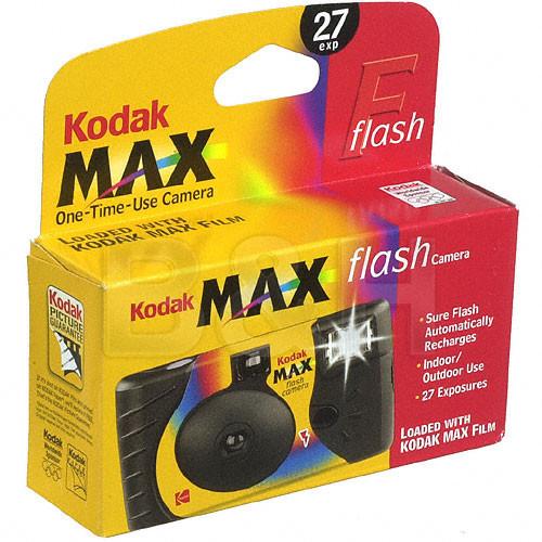 Kodak Power Flash Single-Use Camera