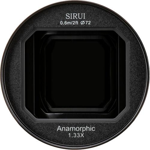 Sirui 24mm f/2.8 Anamorphic Lens - Sony E