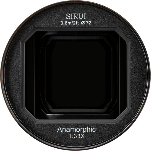 Sirui 24mm f/2.8 Anamorphic Lens - Micro 4/3