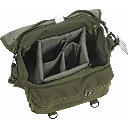 Domke F-6 Little Bit Smaller Bag - Olive