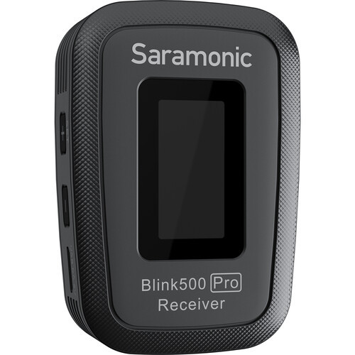 Saramonic Blink 500 Pro B2 Wireless Lavalier System - 2.4 GHz