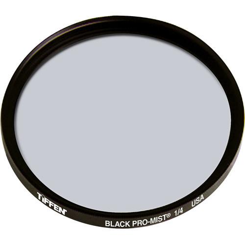 Tiffen Black Pro-Mist 1/4 Filter - 77mm