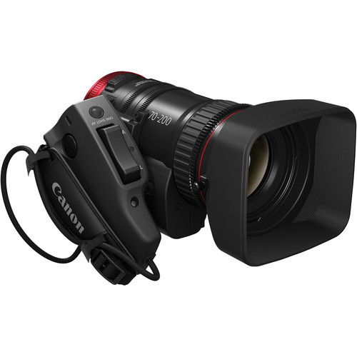 Canon CN-E 70-200mm T4.4 COMPACT-SERVO Cinema Zoom Lens - EF Mount