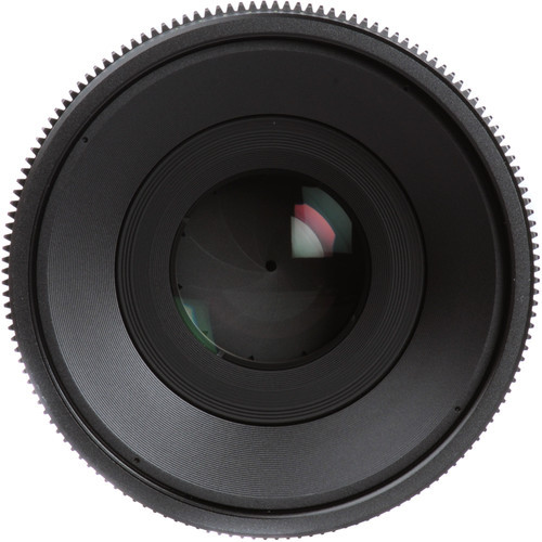 Canon CN-E 50mm T1.3 L F Cinema Prime Lens - EF Mount