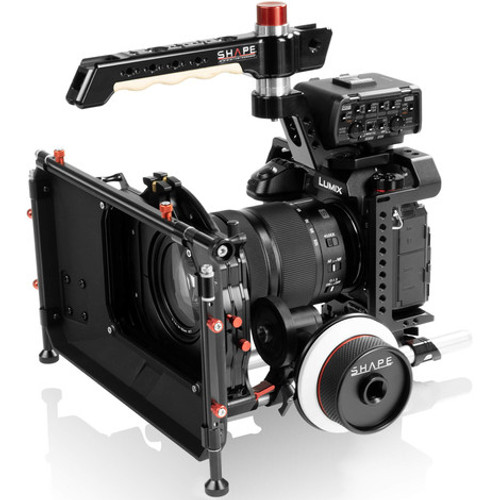 SHAPE Panasonic S1, S1R & S1H Cage with 15mm Rod System