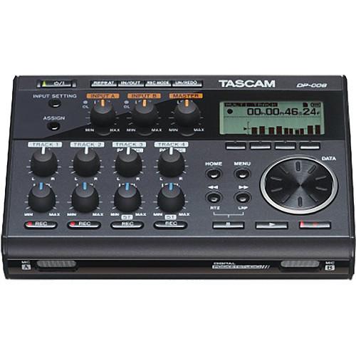 Tascam 6 Track Digital Pocket Studio