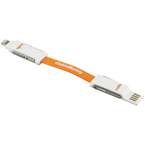 Jupio CableBuddy 6-in-1 Cable Adapter