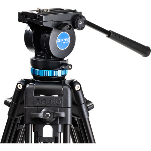 Benro KH26P Video Tripod Kit