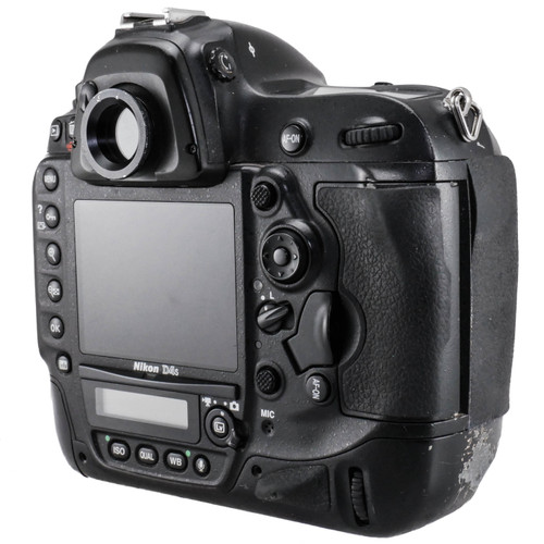 Used Nikon D4S DSLR Camera Body (BGN) (625286386)