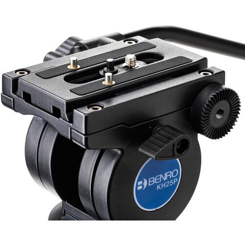 Benro KH25P Video Tripod Kit
