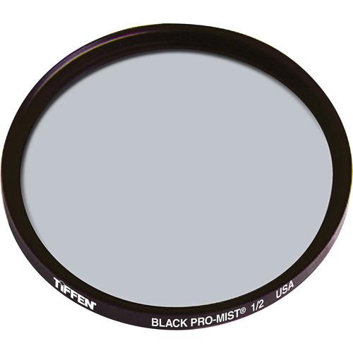 Tiffen Black Pro-Mist 1/2 Filter - 58mm