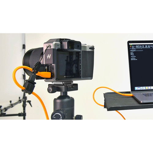 Tether Tools USB-C to USB-C - 10', Orange