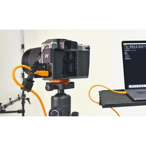 Tether Tools USB-C to USB-C - 3', Orange