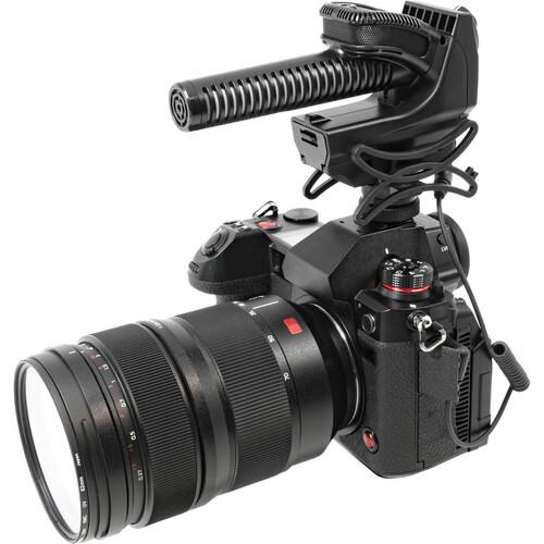 Azden SMX-30V Stereo/Mono Mixable Video Microphone