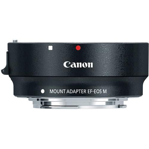 Canon EF-M Lens Adapter Kit for Canon EF/EF-S Lenses
