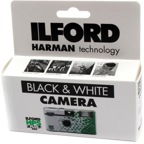 Ilford HP5+ Single-Use Camera with Flash