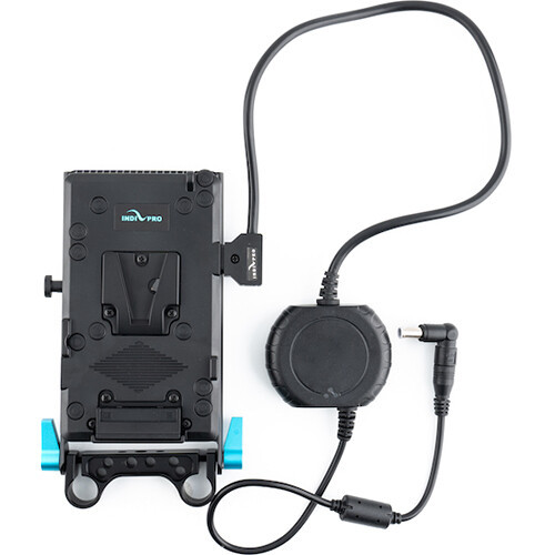 IndiPRO V-Mount Plate with 15mm Rod System for Sony FX6