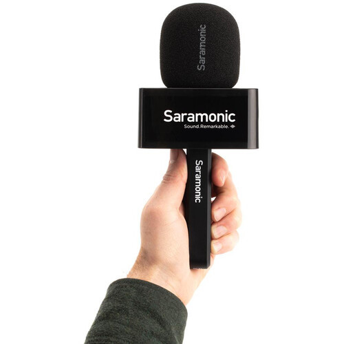 Saramonic Blink 500 Pro HM Handheld Transmitter Holder for Blink 500 Pro TX Transmitter