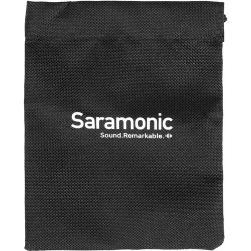 Saramonic SmartMic UC Mini Ultracompact Omnidirectional Condenser Microphone for USB Type-C Mobile Devices and Computers