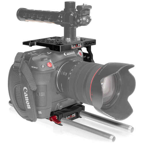 SHAPE Canon C70 Cage 15mm LW Rod System