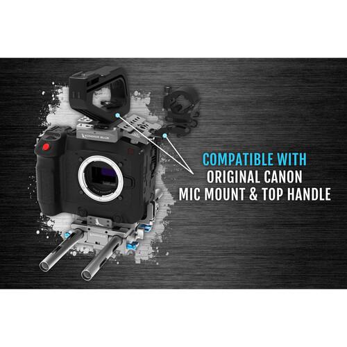 Kondor Blue Top Plate for Canon C70