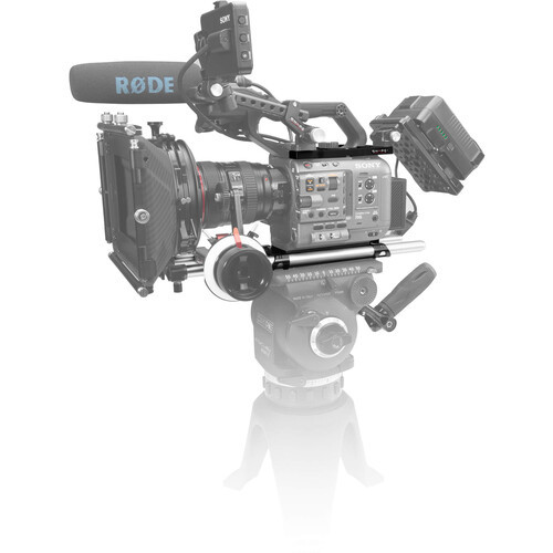 SHAPE FX6ROD Cage and 15mm Rod System for Sony FX6