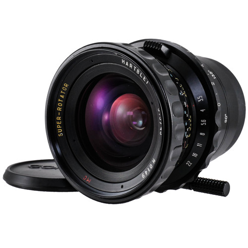 Used Hartblei 45mm F/3.5 TS-PC Super Rotator Lens For Contax 645 (EX) (625293289)