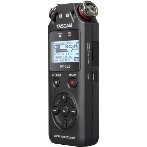 Tascam DR-05X Solid State Recorder