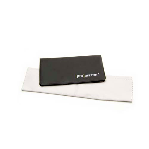 ProMaster MicroClean Ultra Fine Cleaning Cloth