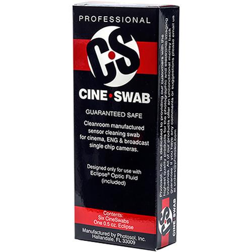 Photosol Cine Swab Box/6