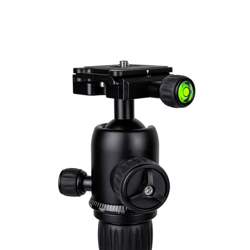 ProMaster XC-M 525C Carbon Fiber Tripod with Ball Head - Black