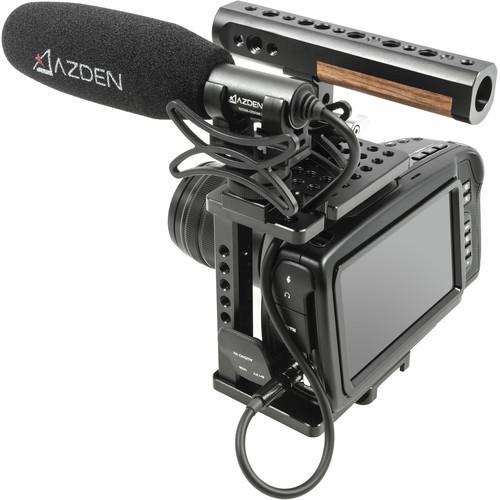 Azden SGM-250MX Compact Cine Mic with Mini XLR Output