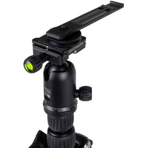 ProMaster Cold Shoe Bracket - 5in