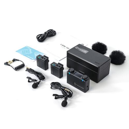 Hollyland Lark 150 Dual Wireless Microphone System