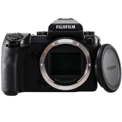 Used FUJIFILM GFX 50S Medium Format Mirrorless Camera (EX-) (625306915)