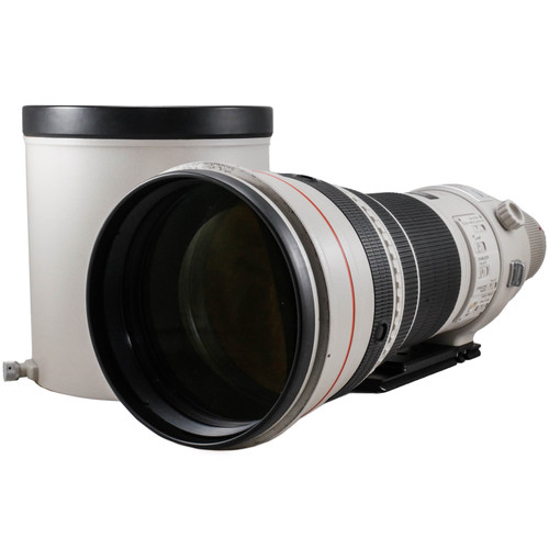 Used Canon EF 600mm f/4L IS USM Lens (BGN) (625307286)