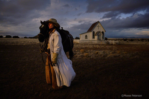 Workshop: Explore Lighting in the West with Moose Peterson