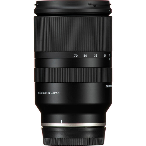Tamron 17-70mm f/2.8 Di III-A VC RXD Lens - Sony E Mount