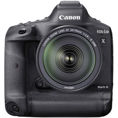 Canon EOS-1DX Mark III DSLR Camera Body