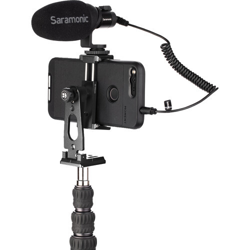 Benro MeVideo Sidekick Smartphone Adapter - Black