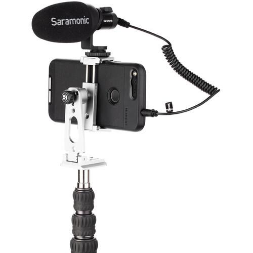 Benro MeVideo Sidekick Smartphone Adapter - Silver