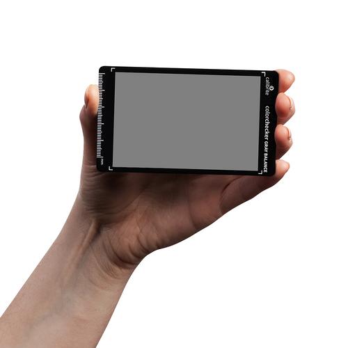 Calibrite ColorChecker Gray Balance Mini
